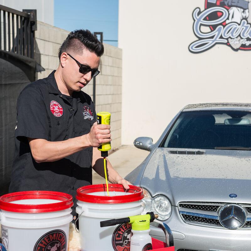 Citrus Wash & Gloss Concentrated Auto Shampoo