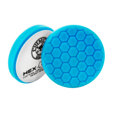 Blue Hex-Logic Polishing/Finishing Pad