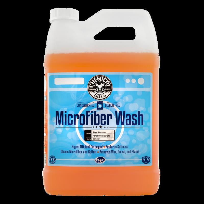 Microfiber Wash Cleaning Detergent