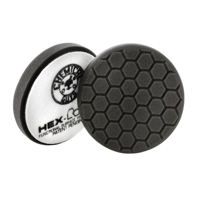 Black Hex-Logic Finishing Pad