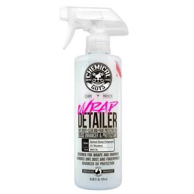Wrap Detailer Unique Quick Detailer & Protectant for Vinyl Wraps