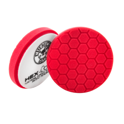 Red Hex-Logic Ultra Light Finishing Pad