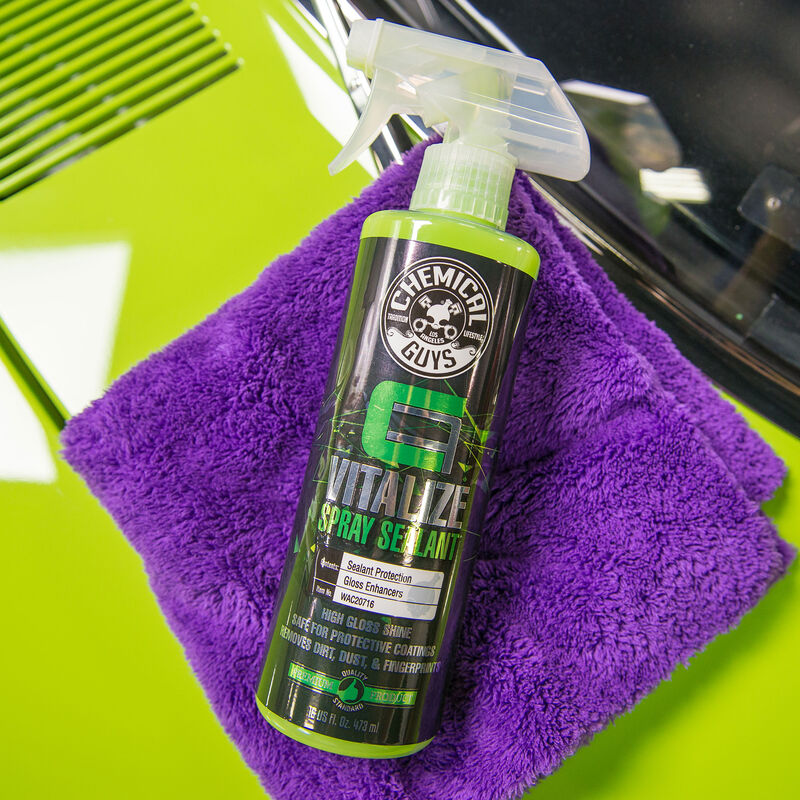 Carbon Flex Vitalize Quick Detail Spray & Sealant Ceramic Coating Booster