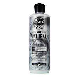 Natural Shine New Look Shine Plastic, Rubber, Vinyl Dressing