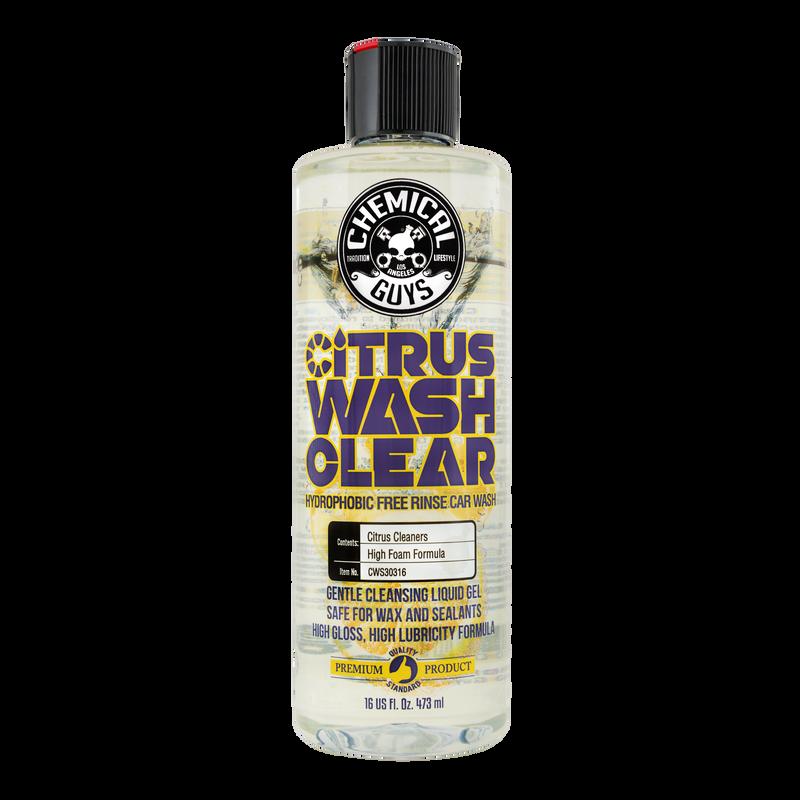 Citrus Wash Clear Car Wash