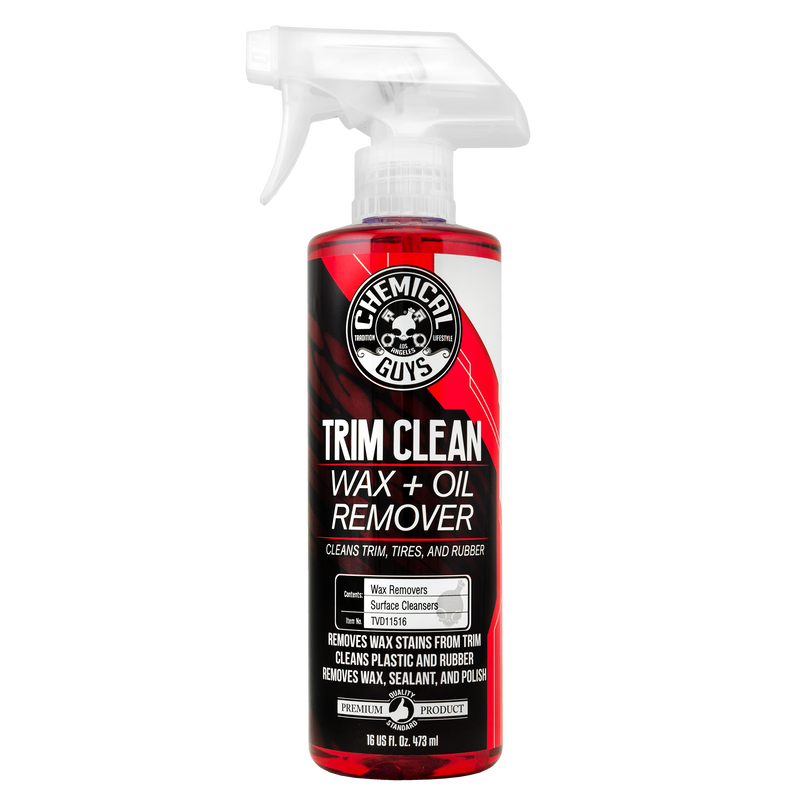 Trim Clean Wax and Oil Remover
