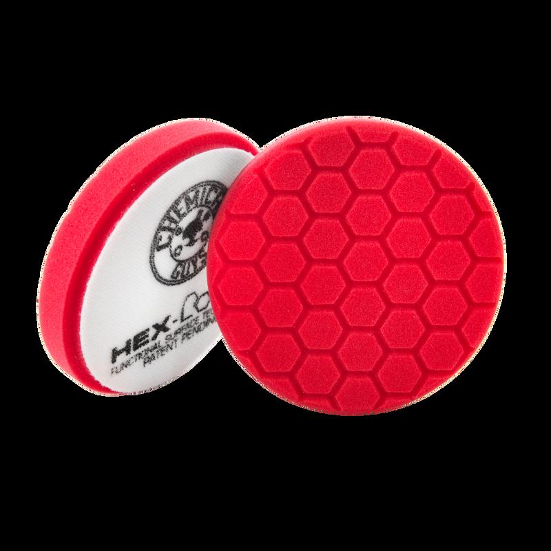 Red Hex-Logic Ultra Light Finishing Pad