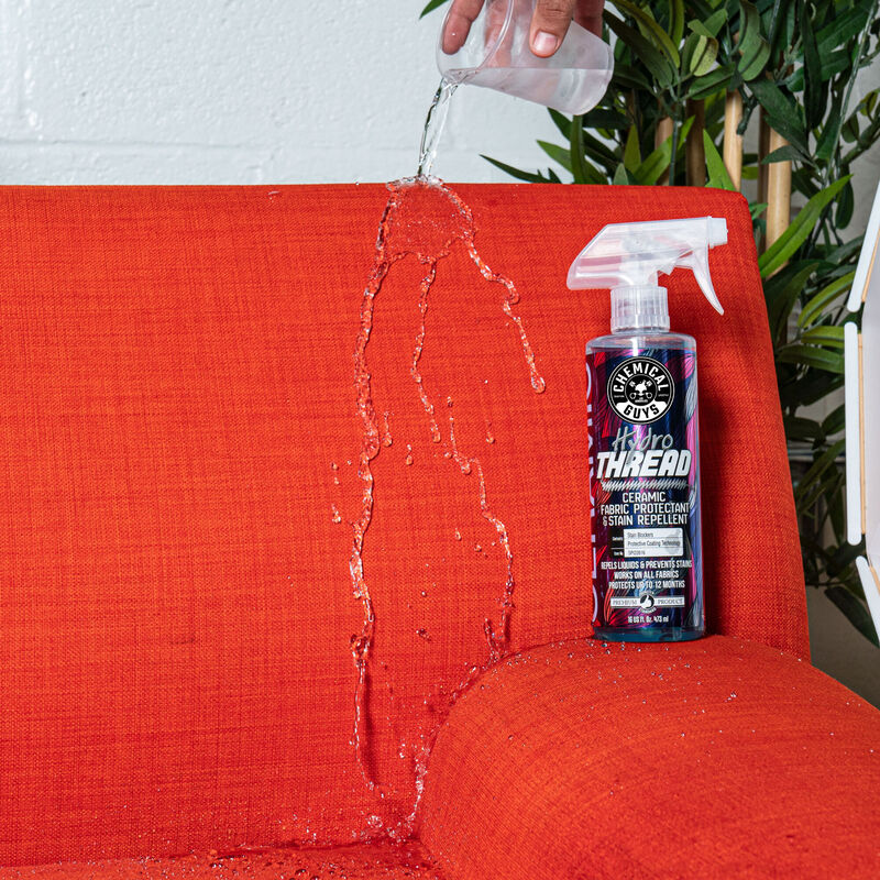 HydroThread Ceramic Fabric Protectant & Stain Repellent