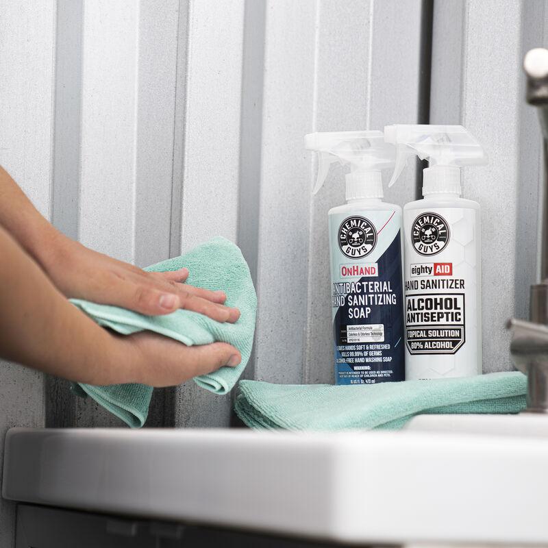 Hand Sanitizing Essentials Kit (5 Items)