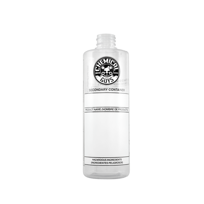 Secondary Container Dilution Bottle