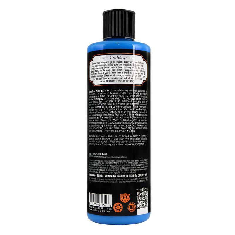 Rinse Free Wash & Shine Complete Hoseless Car Wash