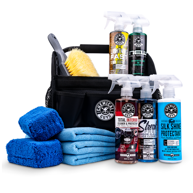 Quick Load Clean, Protect, & Refresh Mobile Interior Detailing Kit