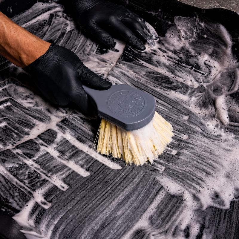 Nice & Stiff Heavy Duty Carpet & Interior Brush