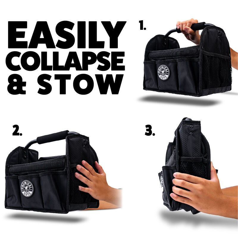 Quick Load Carrying Caddy & Storage Organizer