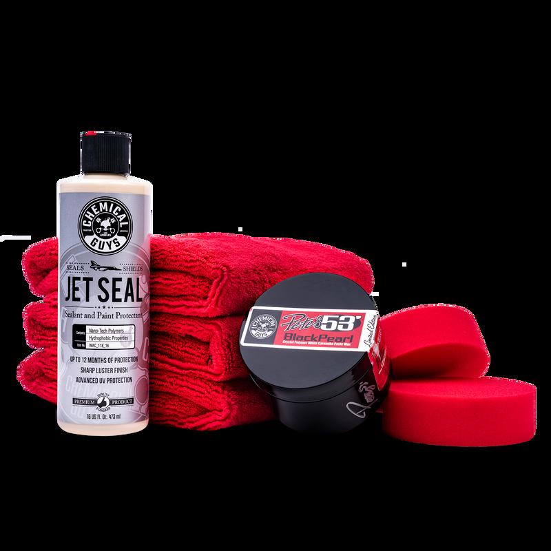 JetSeal & Pete's 53 Protection & Shine Kit