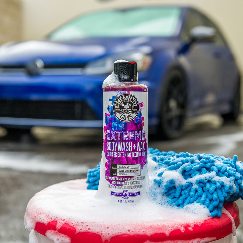 Extreme Body Wash Plus Wax slider image 1
