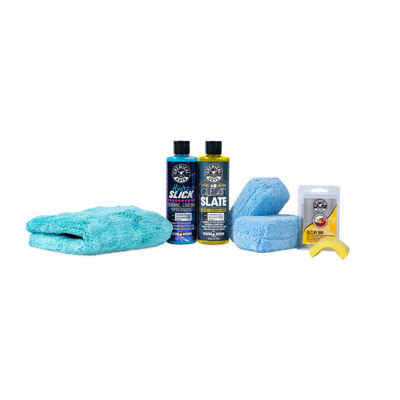 HydroSlick Si02 Ultimate Paint Protection Kit