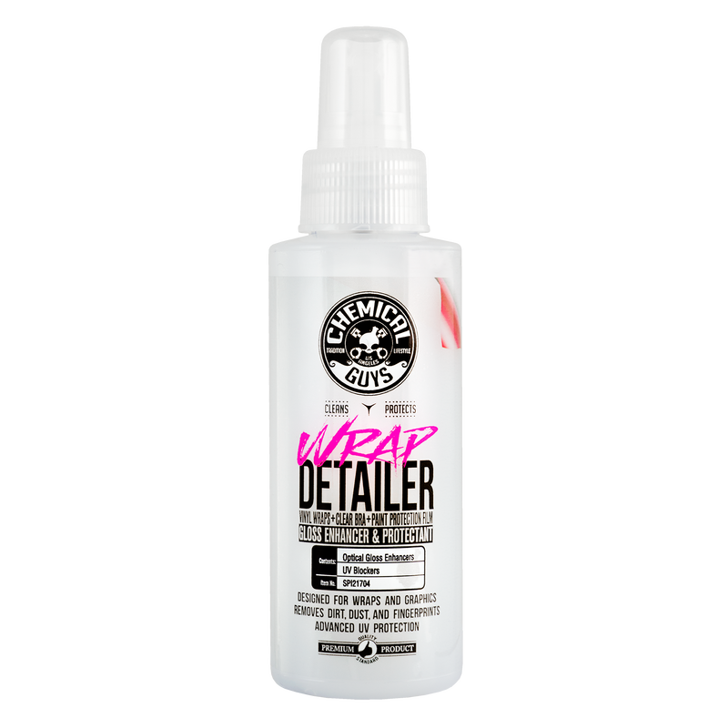 Wrap Detailer Gloss Enhancer & Protectant for Vinyl Wraps