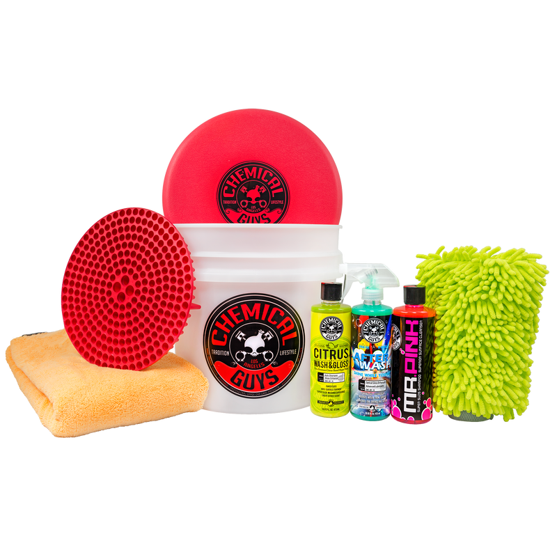 Best Wash & Dry Kit