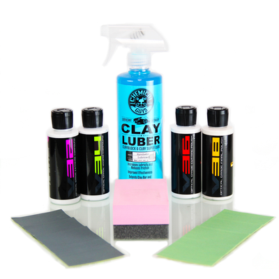 Headlight & Paint Water Sanding Kit