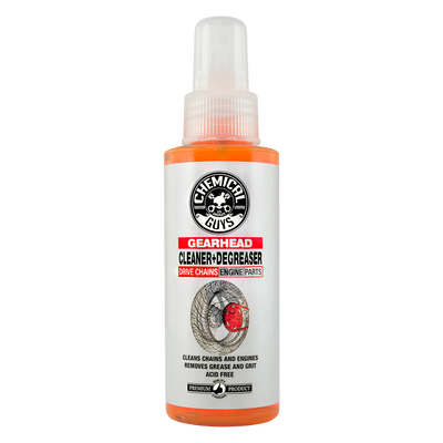 Gearhead Motorcyle Cleaner & Degreaser for Drivechains & Engine Parts