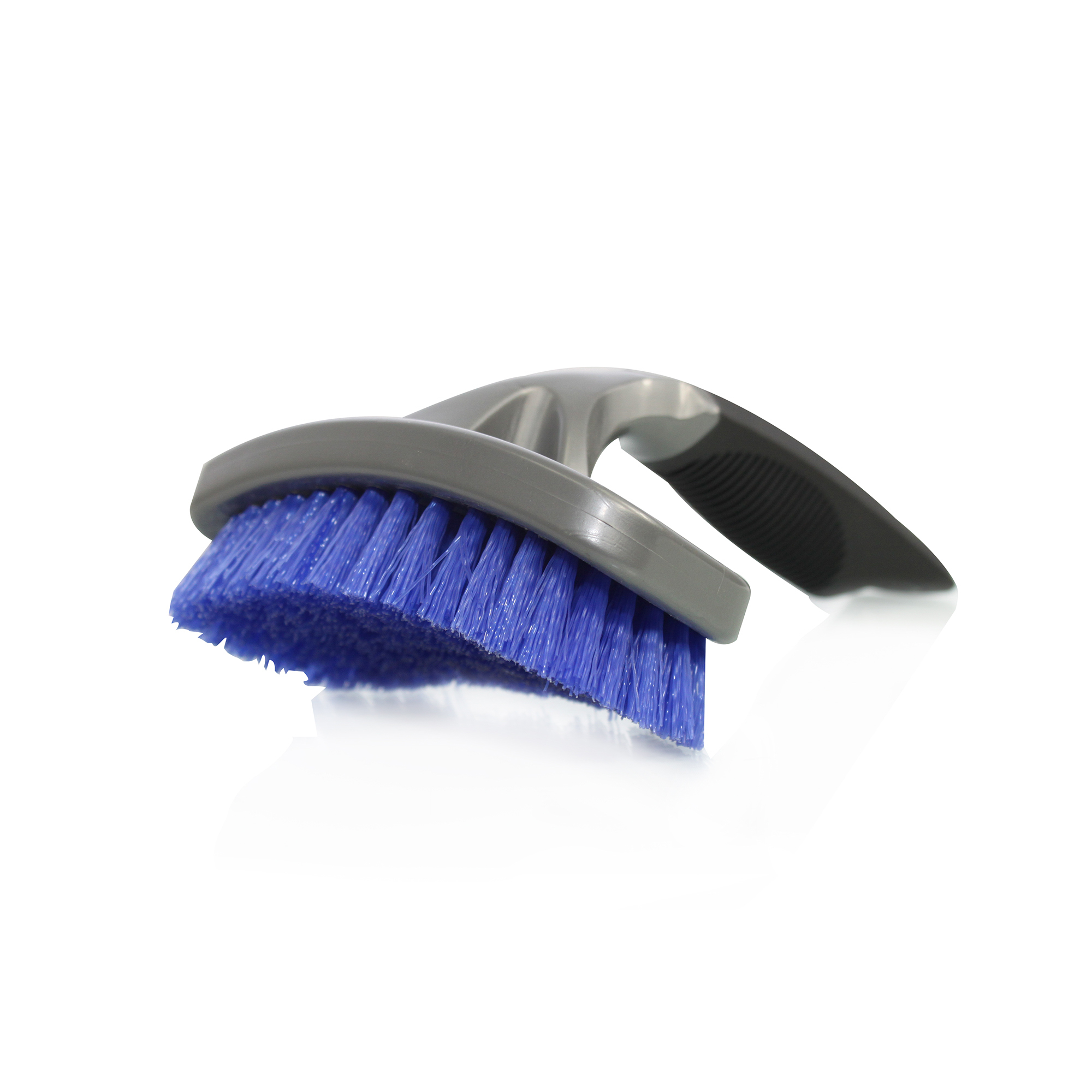 4 Packs Car Wheel Cleaning Brush Kit for Auto Vehicle Detail Brush Curved Tire Brush Including Rim Brush Engine Short Handle Tyre Soft Brush Motorcycle