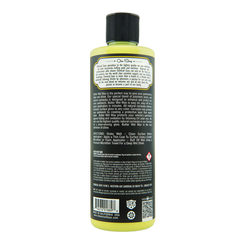 Citrus Wash & Gloss Concentrated Auto Shampoo