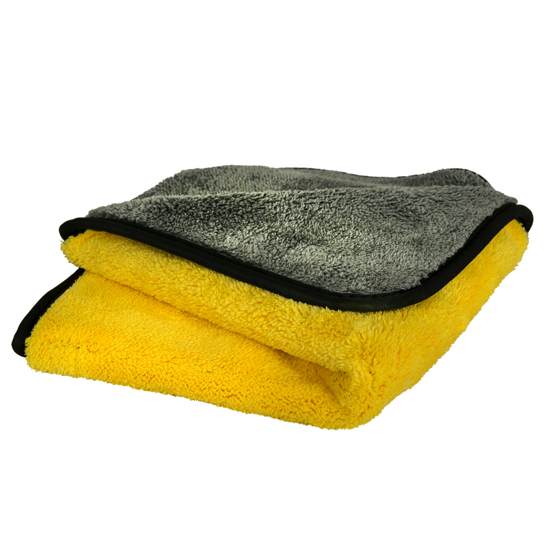 2-Faced Soft Touch Microfiber Towel For Car Wash - Chemical Guys