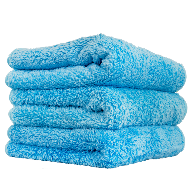 Shaggy Fur-Ball Towels 3 Pack