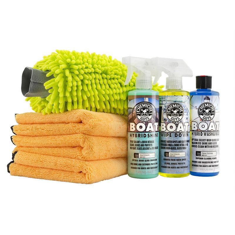 Boat Wash & Wax Shine Kit