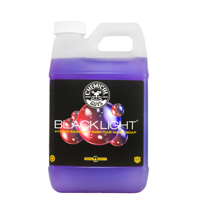 Black Light Hybrid Radiant Finish Car Wash Soap for Black & Dark Colored Cars