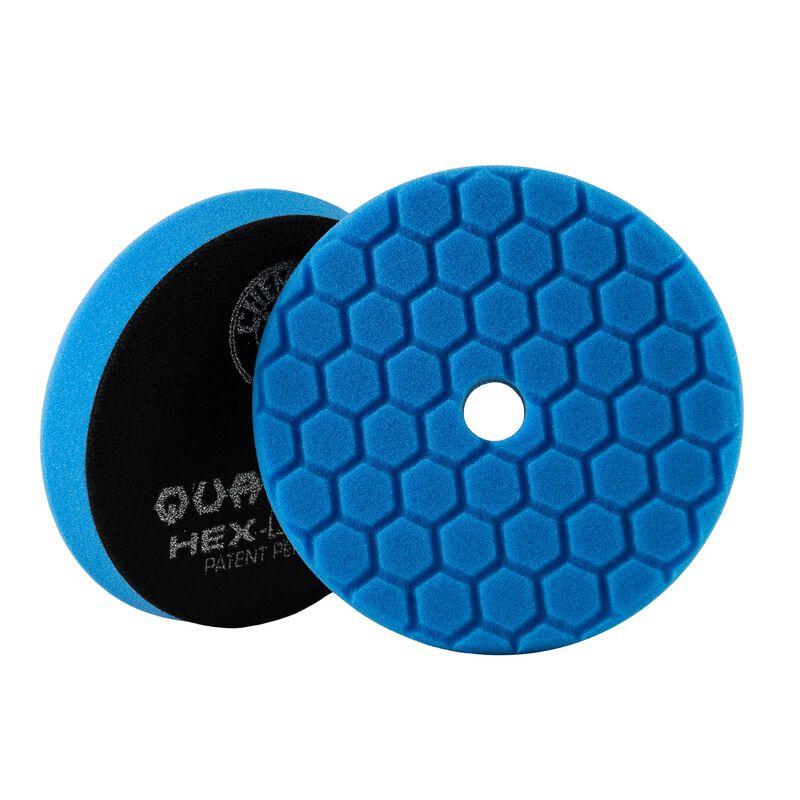 Blue Hex-Logic Quantum Polishing/Finishing Pad