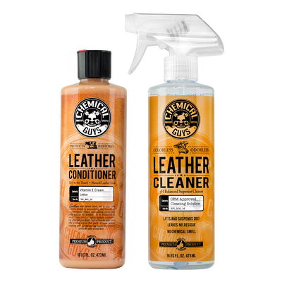 Leather Care Chemical Guys