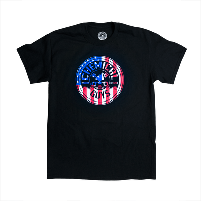 American Stars & Stripes T-Shirt