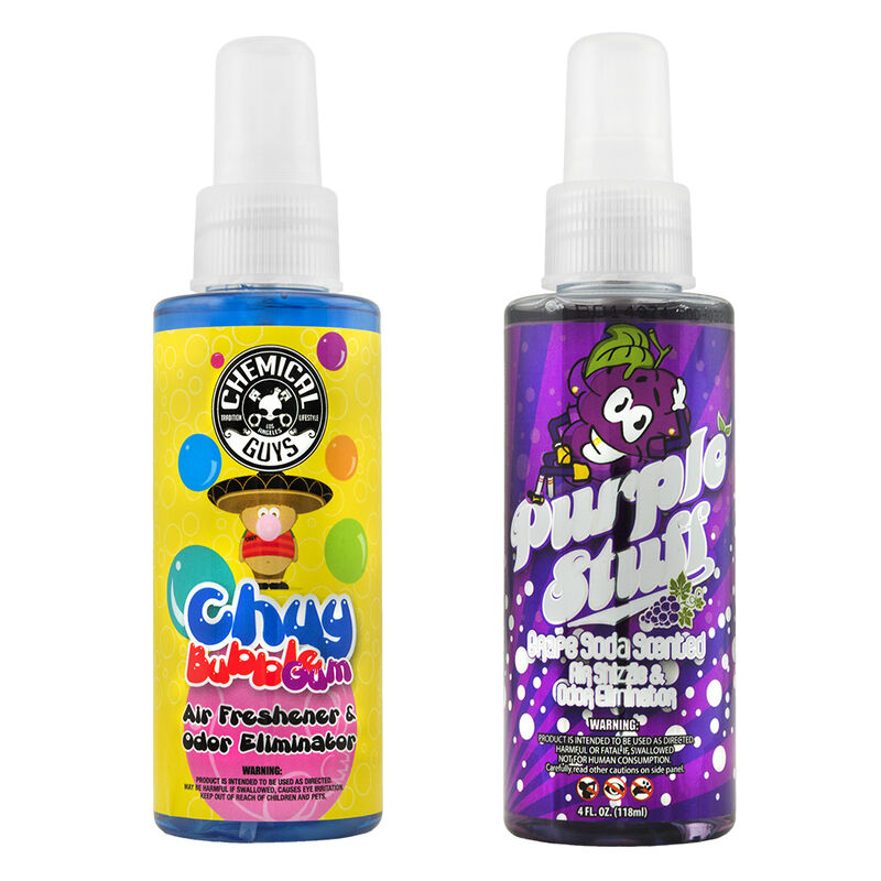 Bubble Gum & Grape Soda Scent Sample Kit