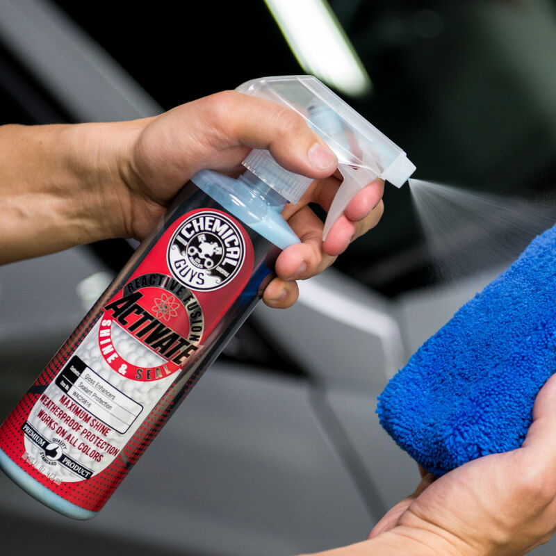 Activate Instant Spray Sealant and Paint Protectant slider image 2