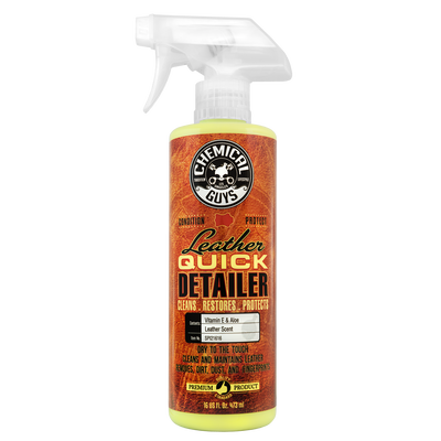 Leather Quick Detailer