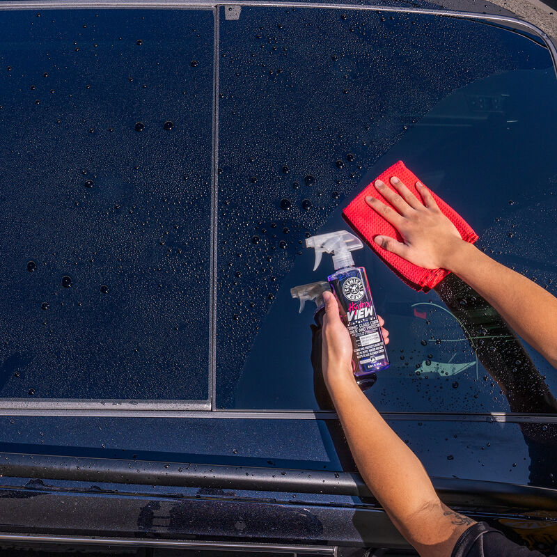 HydroView Ceramic Glass Cleaner & Coating