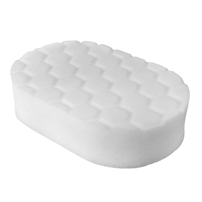 Hex Logic White Polishing Hand Pad
