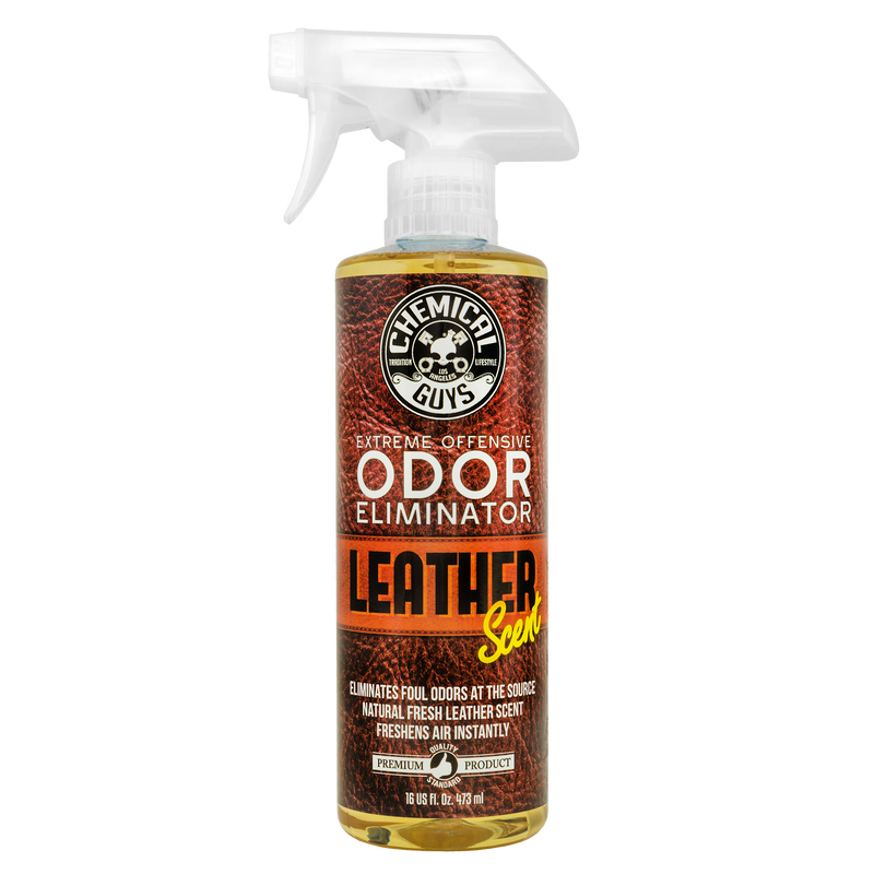 Extreme Offensive Odor Eliminator & Air Freshener Leather Scent
