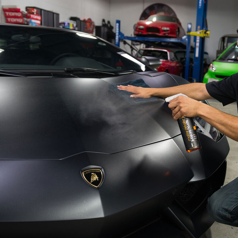 Meticulous Matte Detailer Spray & Sealant for Crisp Satin & Matte Finishes slider image 3