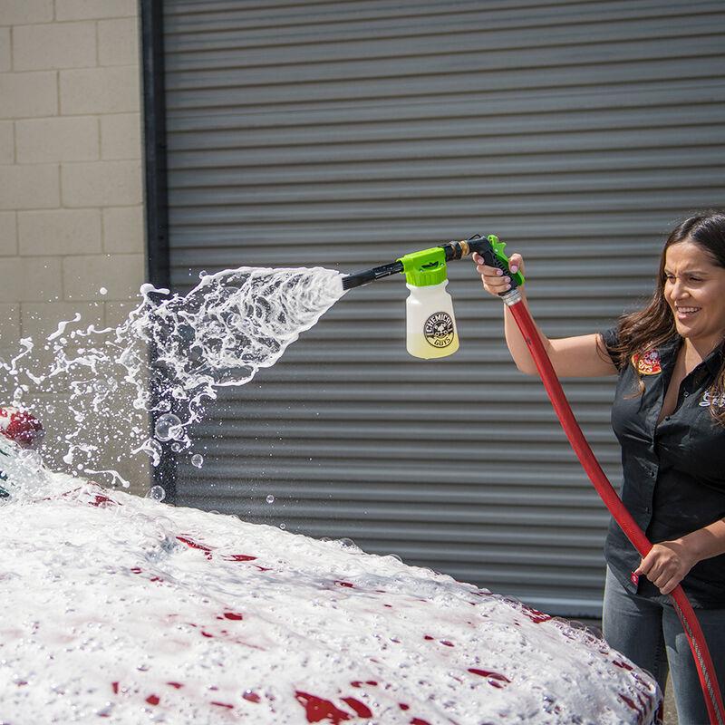 Foam Blaster 6 & Honeydew Snow Foam Wash 16oz slider image 2