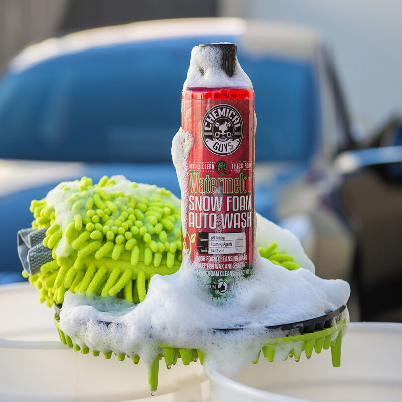 Watermelon Snow Foam Extreme Suds Cleansing Wash slider image 1