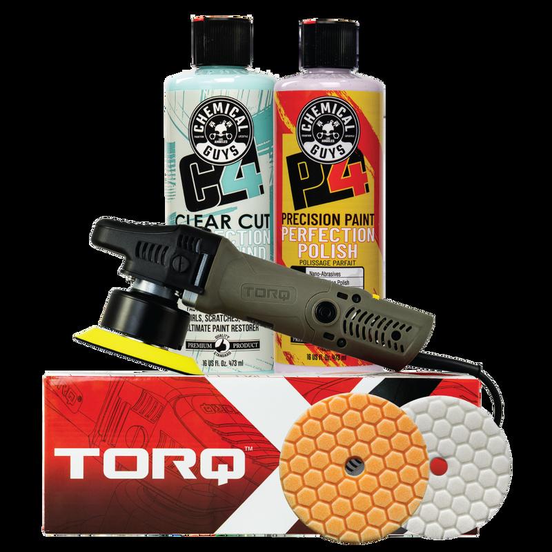 TORQX Polish & Correction Kit