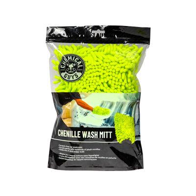 Chenille Premium Scratch-Free Microfiber Wash Mitt