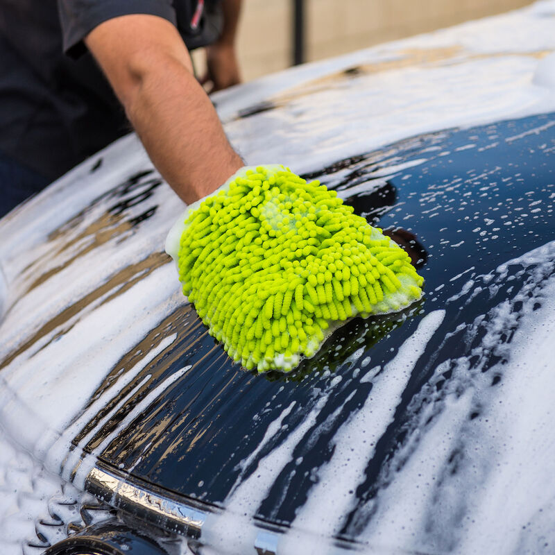 Carbon Flex Vitalize Shampoo to Enhance Ceramic Coatings