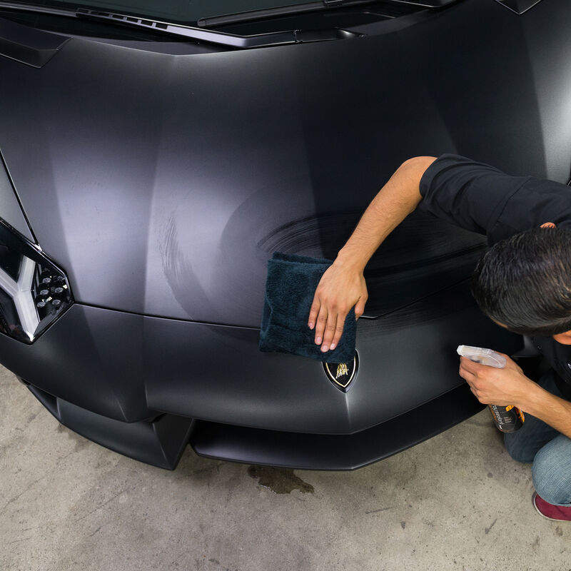 Meticulous Matte Detailer Spray & Sealant for Crisp Satin & Matte Finishes slider image 4