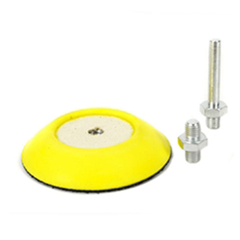 Flex Pro Professional Backing Plate Drill Dual Action Adapters