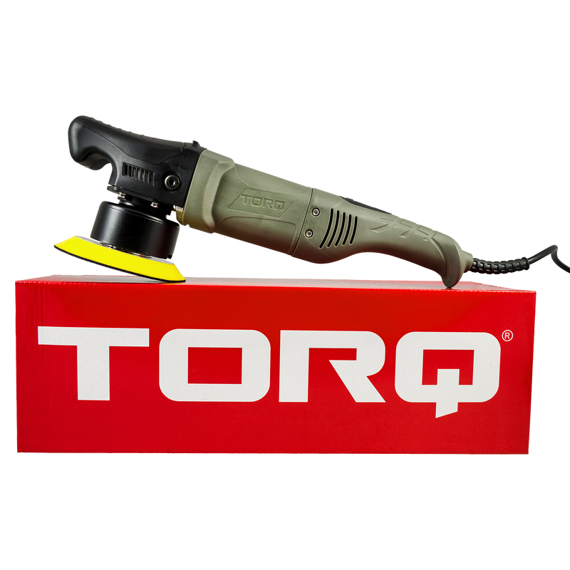 TORQ10FX Random Orbital Polisher