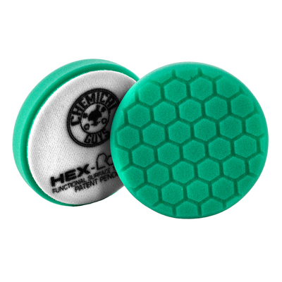 Green Hex-Logic Heavy Polishing Pad